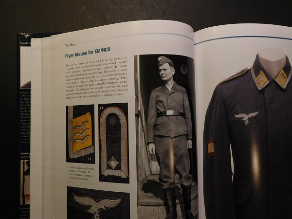 Deutsche Luftwaffe Uniforms and Equipment of the German Air