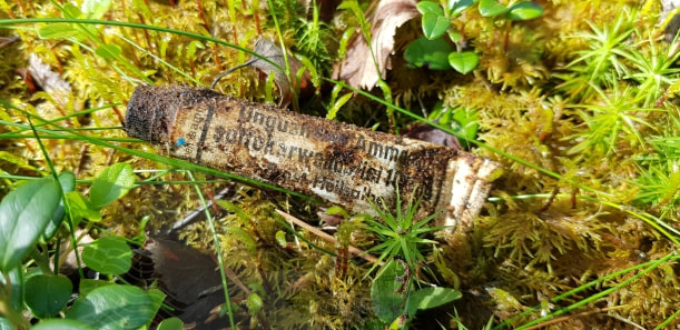 hobbyhistorica ww2 metal detecting relic hunting history hunter battlefield archaeology norsk rustjegerforbund battlefield recovery northern norway