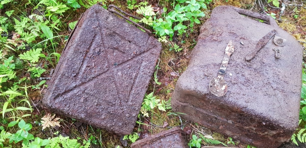 hobbyhistorica relic hunting ww2 metal detecting history hunting wehrmacht kampf in norwegen treasure hunting