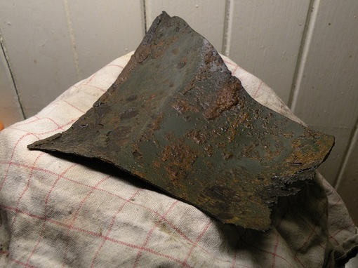 Hobbyhistorica german helmet found in stalingrad battlefield find ww2 oxalic