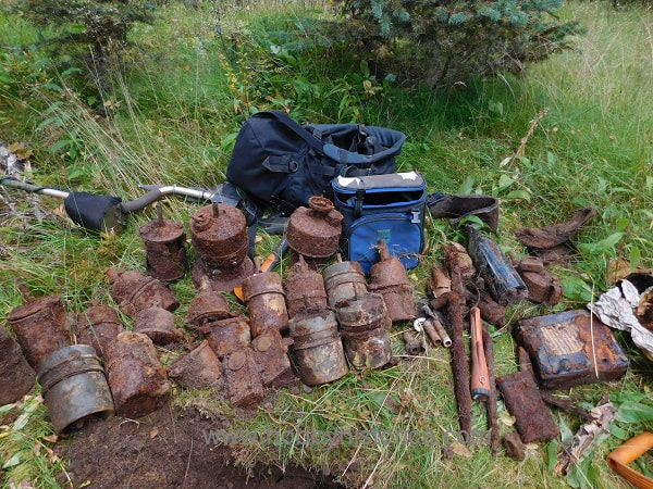 hobbyhistorica yngve sjødin ww2 relic hunting inka holmes battlefield recovery archaeology treasure hunting world war 2 relics metal detecting