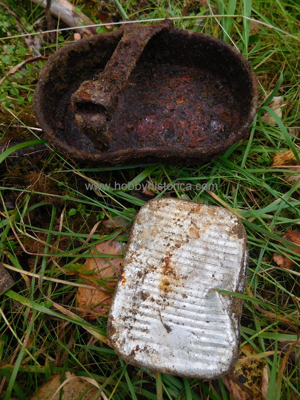 hobbyhistorica ww2 relic hunting metal detecting battlefield searching world war two treasure hunting
