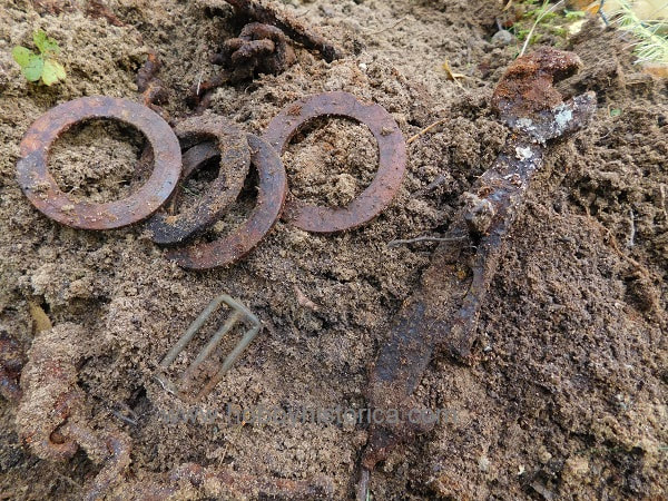 hobbyhistorica ww2 metal detecting relic hunting battlefield archaeology ww2 world war 2
