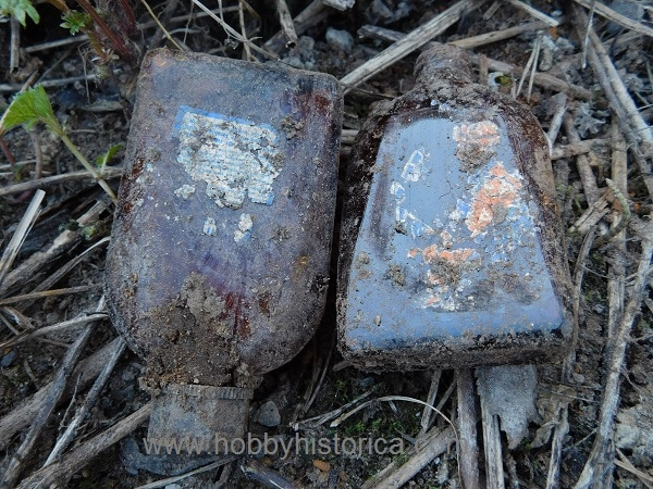 hobbyhistorica battlefield relics metal detecting ww2 detectorists northern front polar bahn nivea