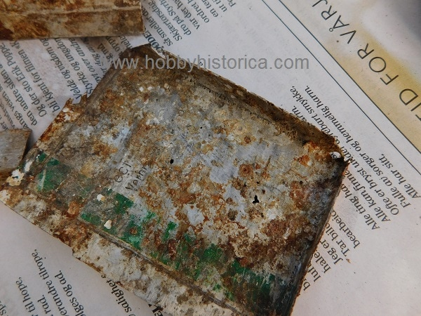 hobbyhistorica battlefield relics metal detecting ww2 detectorists northern front polar bahn